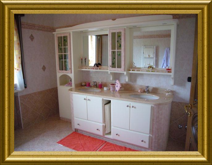 Gasparini e c produzione su misura vendita e - Mobile bagno con 2 lavabi ...